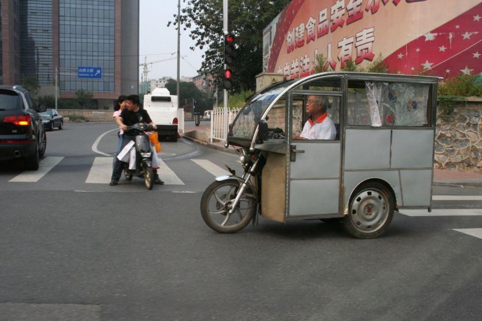 China,Peking,Verkehr