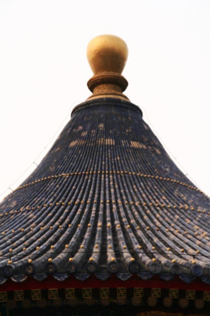 China,Peking,Himmelstempel,Dach