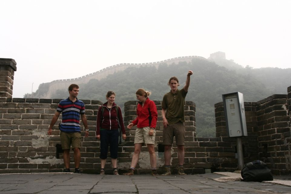Spring,China,Chinesische Mauer,Peking