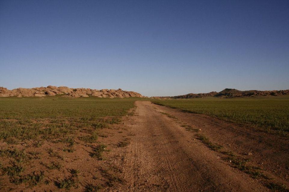 Mongolei,Strasse