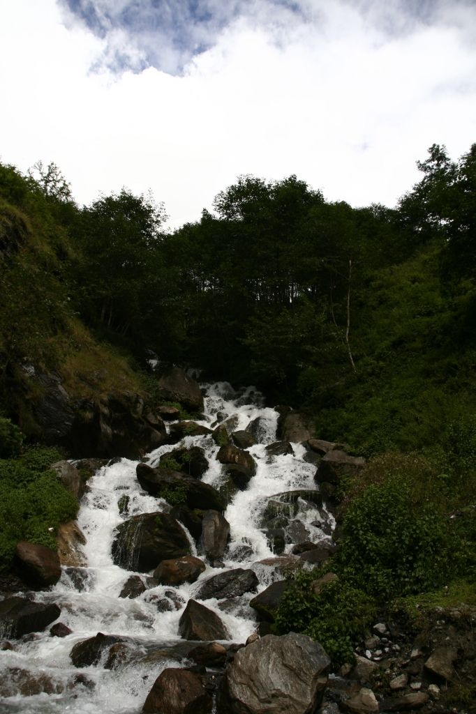 Wasserfall,Nepal