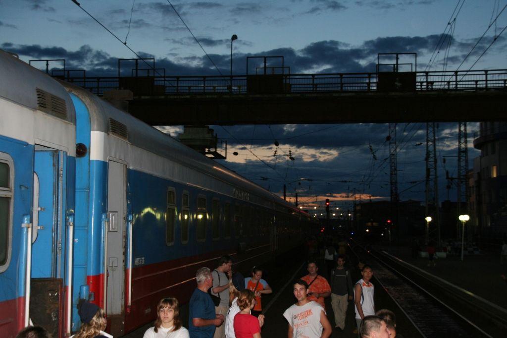 Russland,Nizhneudinsk