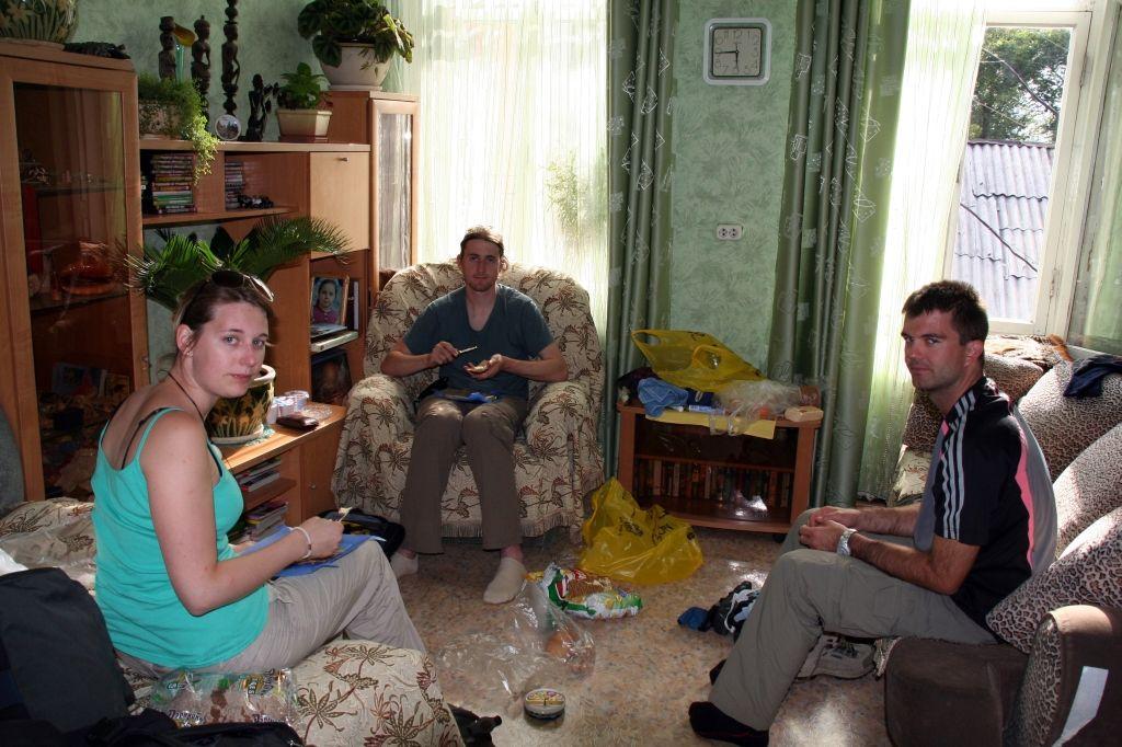 Essen,Russland,Irkutsk