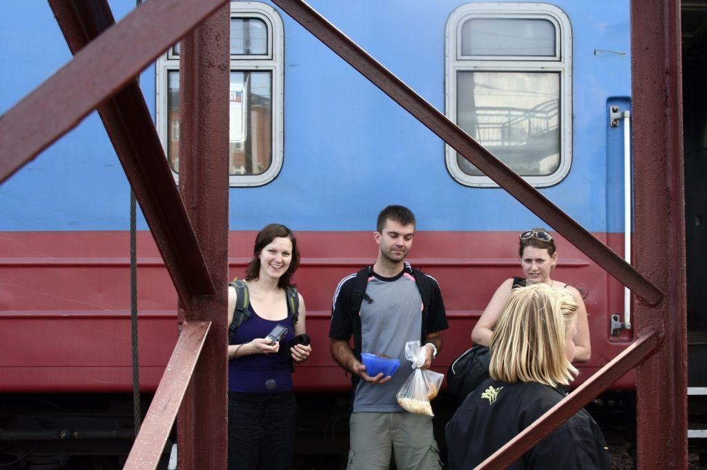 Russland,Bahnhof,Ilanski