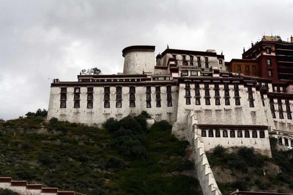 Lhasa,Tibet,Potala