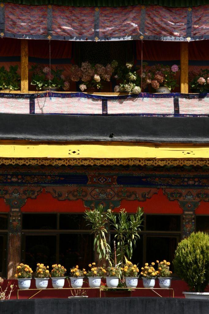 Farben,Lhasa,Jokhang,Tibet