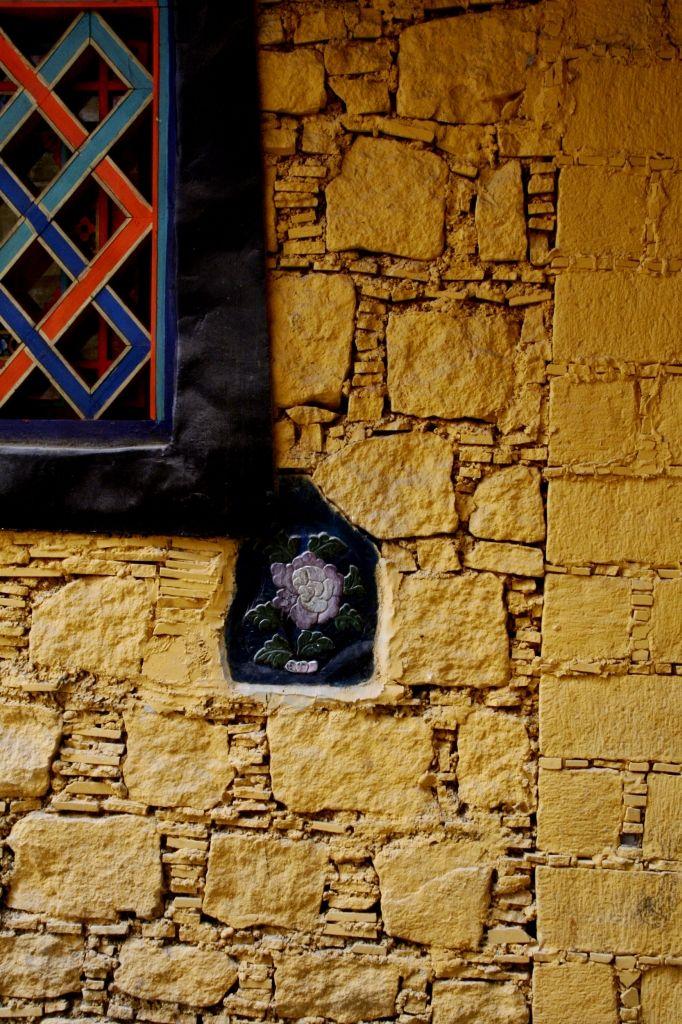 Pattern,Farben,Lhasa,Tibet