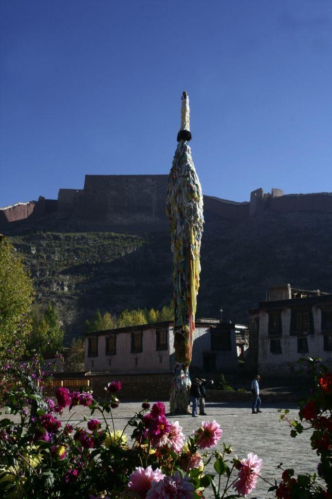 Tibet,Gyantse