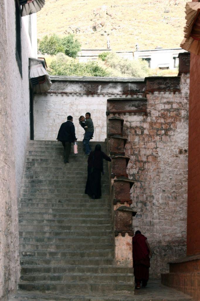 Tibet,Shigatse,Tashilhunpo