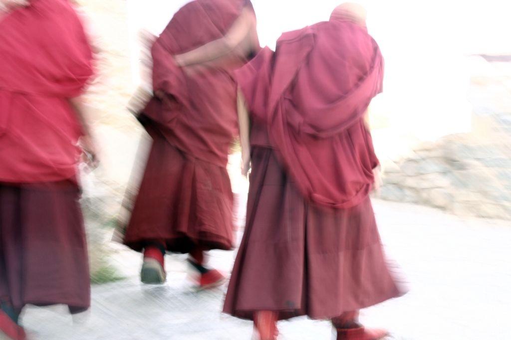 Müll,Tibet,Shigatse,Tashilhunpo
