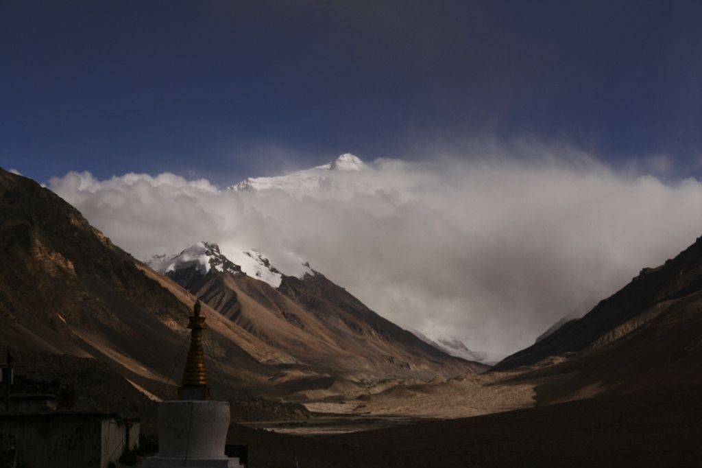 Tibet,Basecamp,Mt. Everest