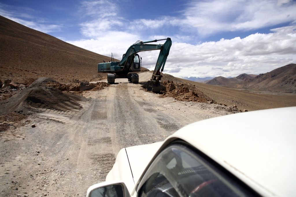 Verkehr,Tibet